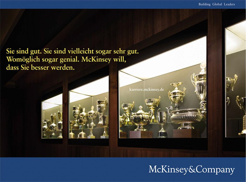 McKinsey Kampagne